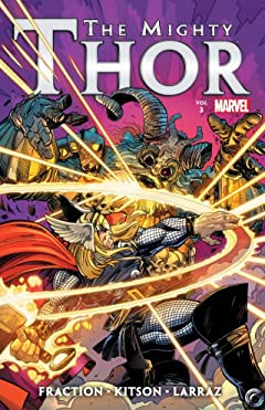 The Mighty Thor By Matt Fraction Tome 3