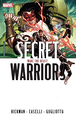 Secret Warriors Vol. 3: Wake the Beast