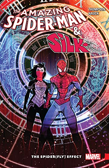 Amazing Spider-Man & Silk: Spider(Fly) Effect