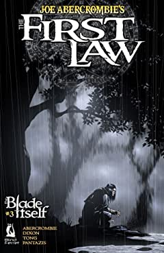 Joe Abercrombie's The First Law: The Blade Itself #3
