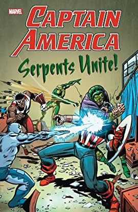 Captain America: Serpents Unite!