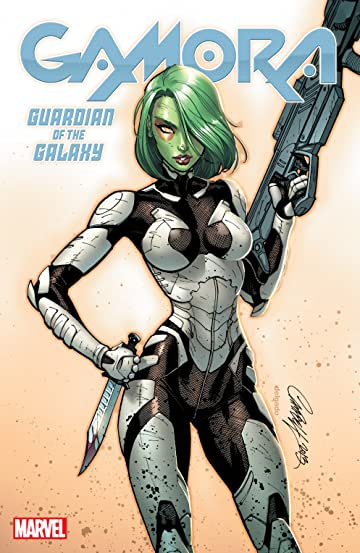 Gamora: Guardian Of The Galaxy