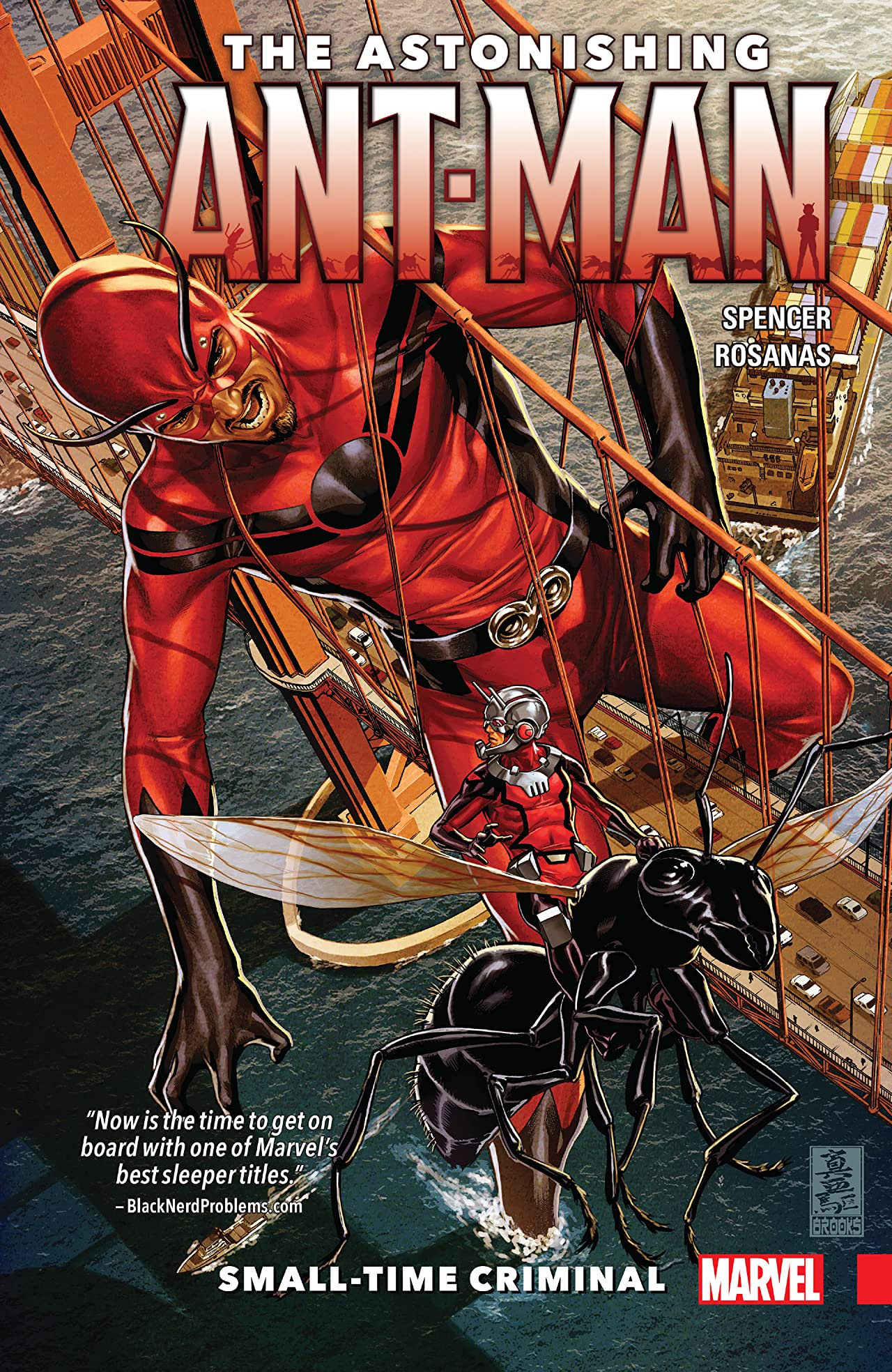 The Astonishing Ant-Man Vol. 2: Small-Time Criminal