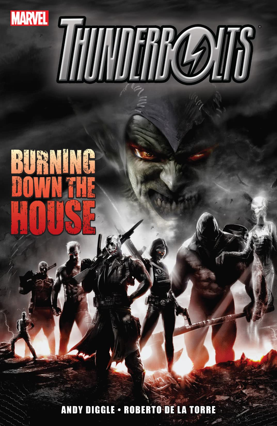 Thunderbolts: Burning Down The House