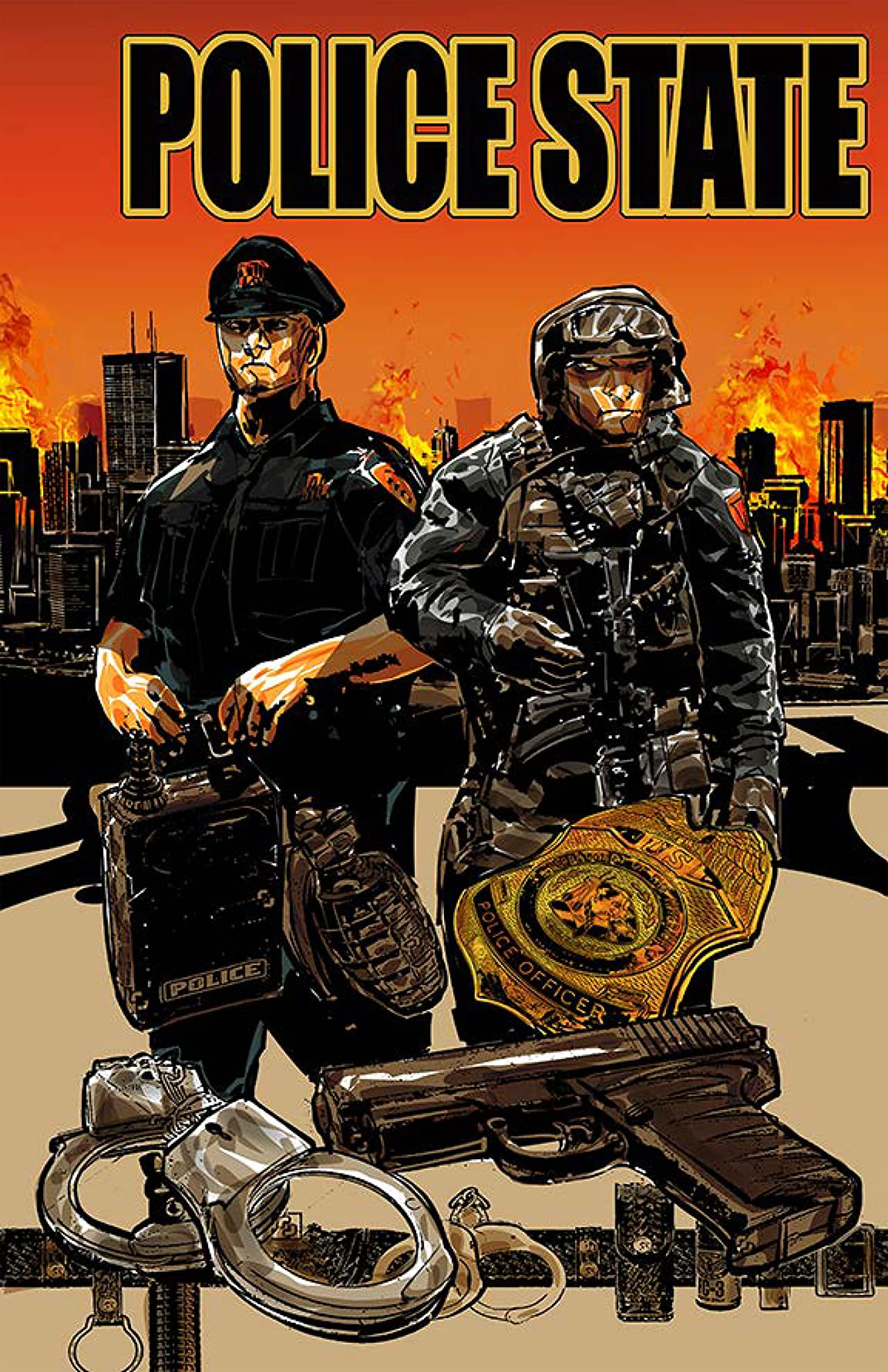 Police State Vol. 1