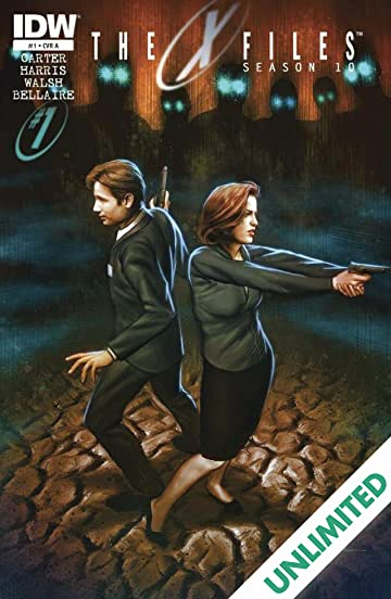 The X-Files: Season 10 #1