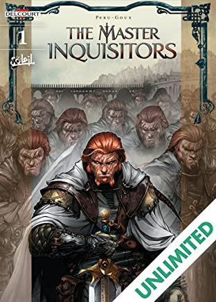 The Master Inquisitors Vol. 1: Obeyron