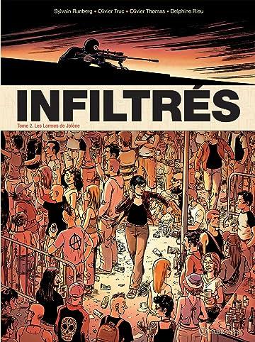 Infiltrés Vol. 2: Les Larmes de Jolène