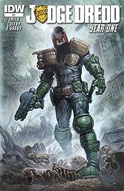 Judge Dredd: Year One #3