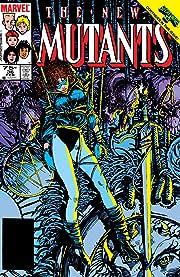 New Mutants (1983-1991) #36