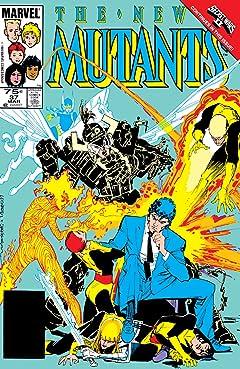 New Mutants (1983-1991) #37