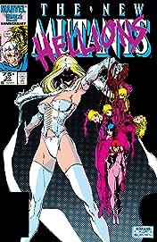 New Mutants (1983-1991) #39