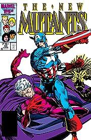 New Mutants (1983-1991) #40