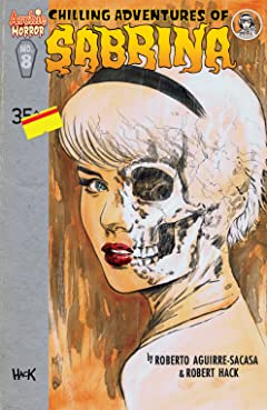 Chilling Adventures of Sabrina #8