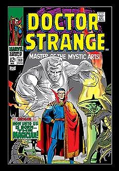 Doctor Strange (1968-1969) #169