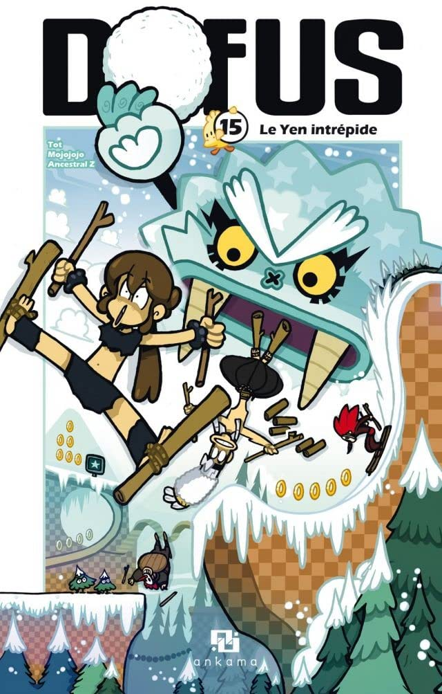DOFUS Vol. 15: Le Yen intrépide