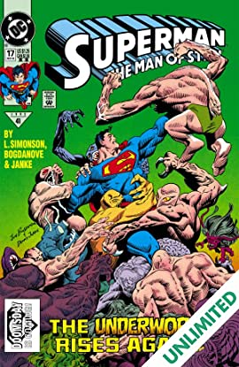 Superman: The Man of Steel (1991-2003) #17