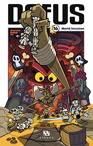 DOFUS Vol. 16: Morld Invasion