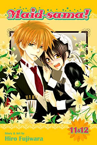 Maid-Sama! (2-in-1 Edition) Vol. 6