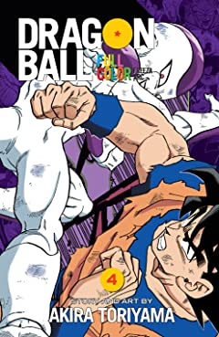 Dragon Ball Full Color: Freeza Arcc Vol. 4