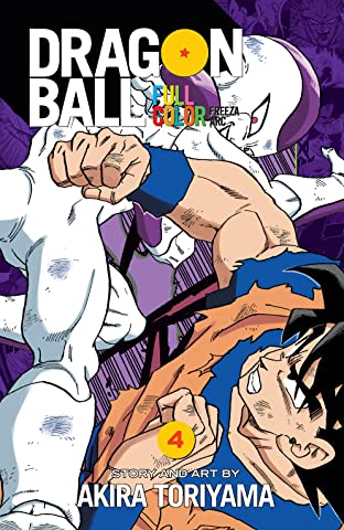 Dragon Ball Full Color: Freeza Arcc Tome 4
