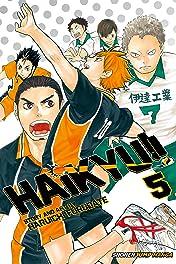 Haikyu!! Vol. 5