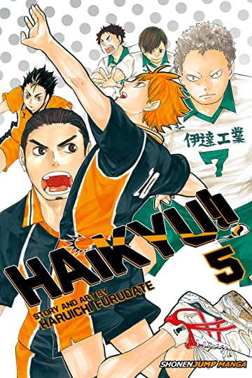Haikyu!! Vol. 5