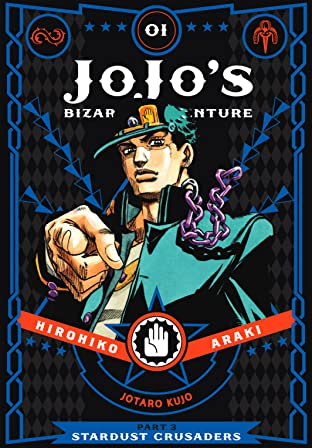 JoJo's Bizarre Adventure: Part 3: Stardust Crusaders Vol. 1
