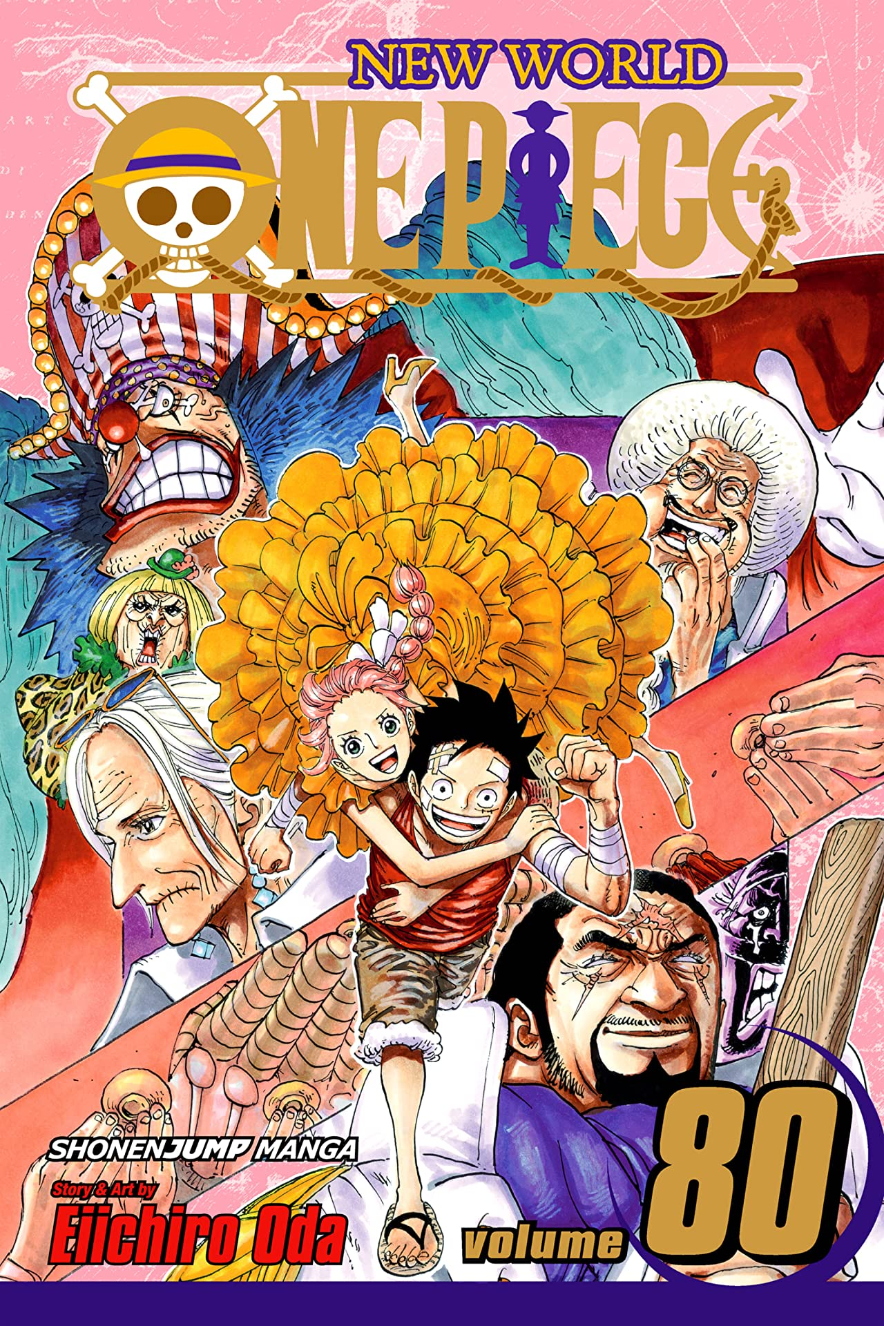 One Piece Vol. 80
