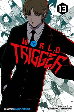World Trigger Vol. 13