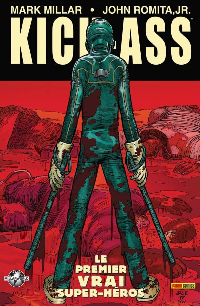 Kick-Ass Vol. 1: Le premier vrai superhéros