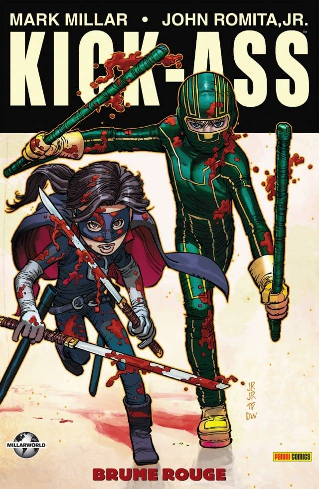 Kick-Ass Vol. 2: Brume rouge
