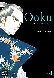 Ôoku: The Inner Chambers Vol. 4