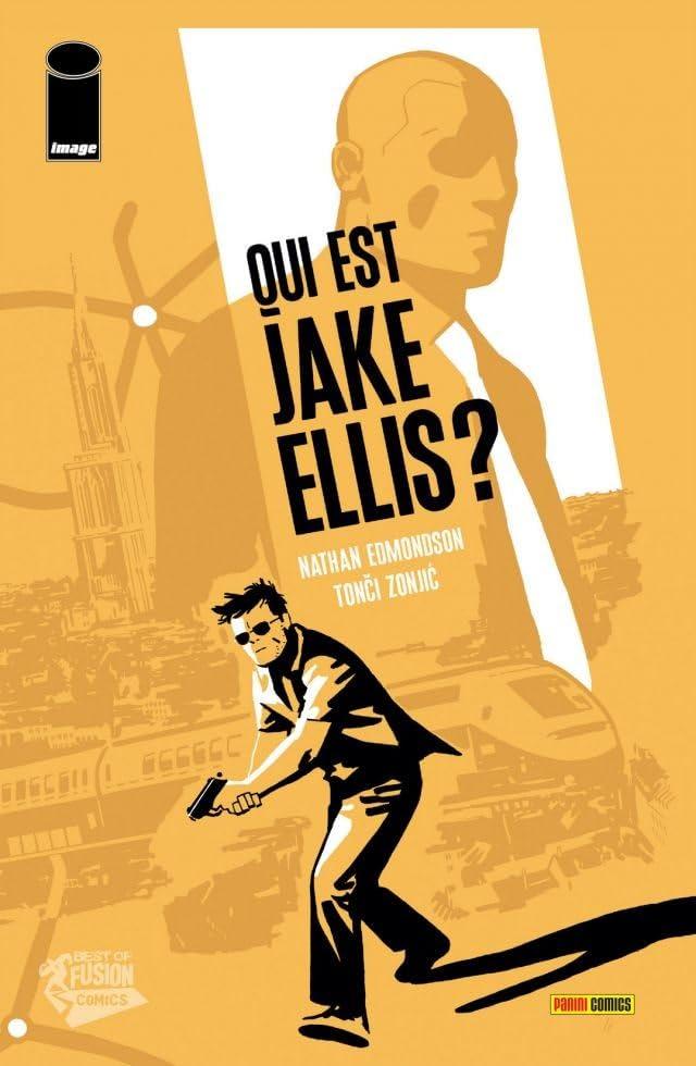 Qui est Jake Ellis ? Vol. 1