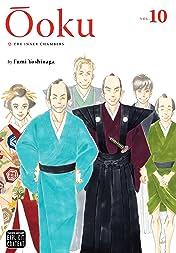 Ôoku: The Inner Chambers Vol. 10