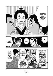 Ôoku: The Inner Chambers Vol. 11