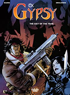 Gypsy Tome 3: The Day of the Tsar