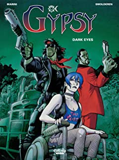 Gypsy Tome 4: Dark Eyes