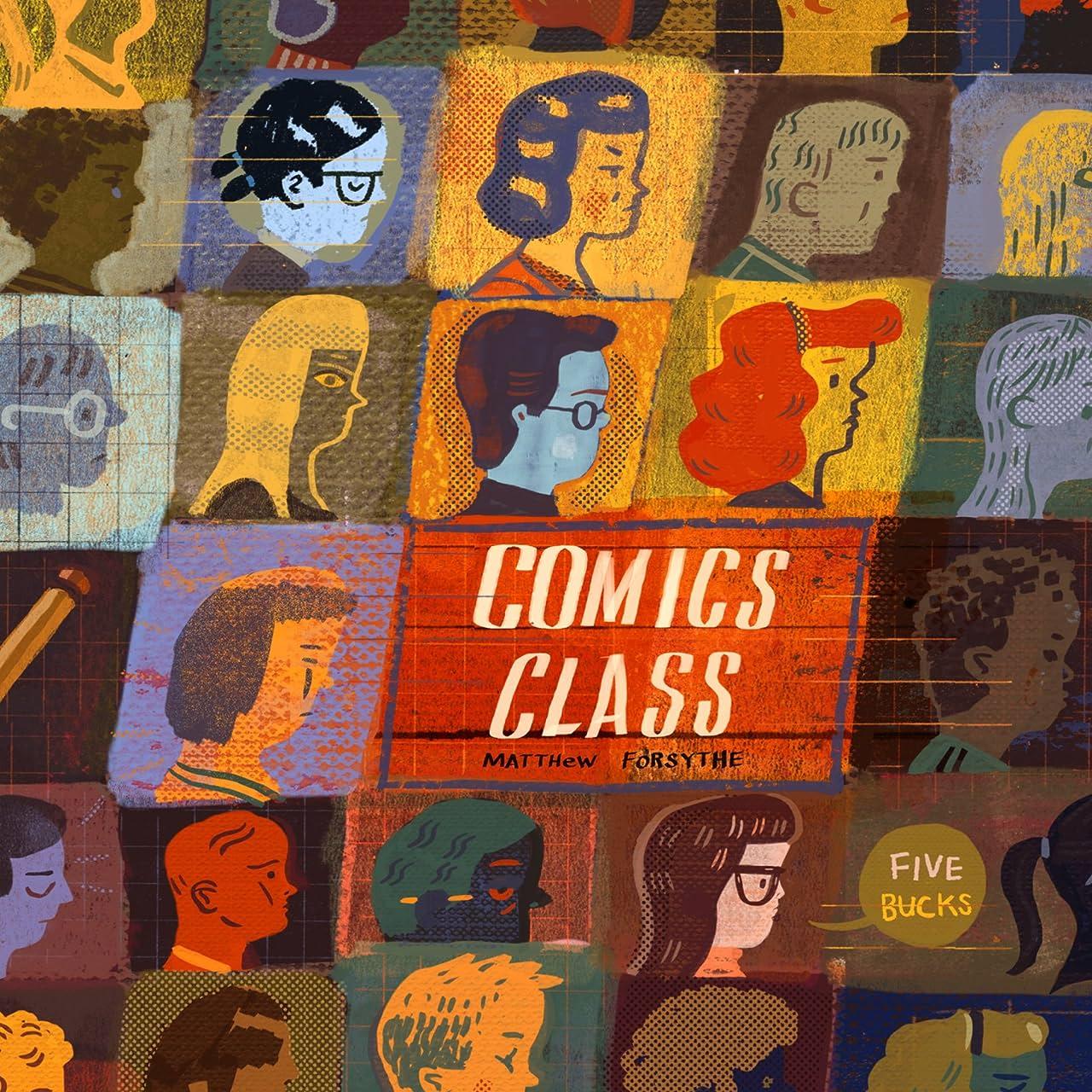 Comics Class