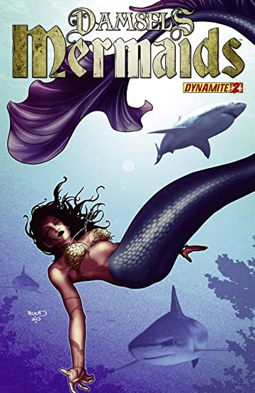 Damsels: Mermaids #2: Digital Exclusives Edition