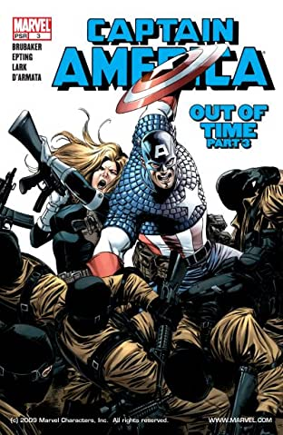 Captain America (2004-2011) No.3