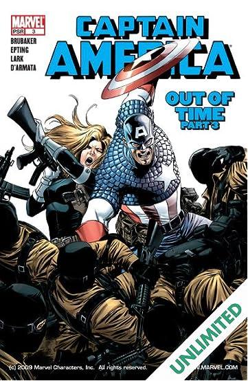 Captain America (2004-2011) #3