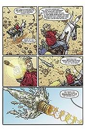The Shaolin Cowboy #3