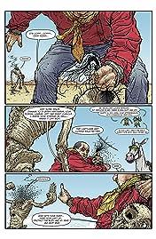 The Shaolin Cowboy #4