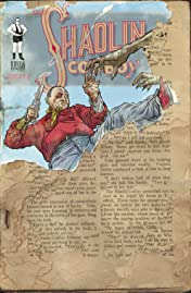 The Shaolin Cowboy #5