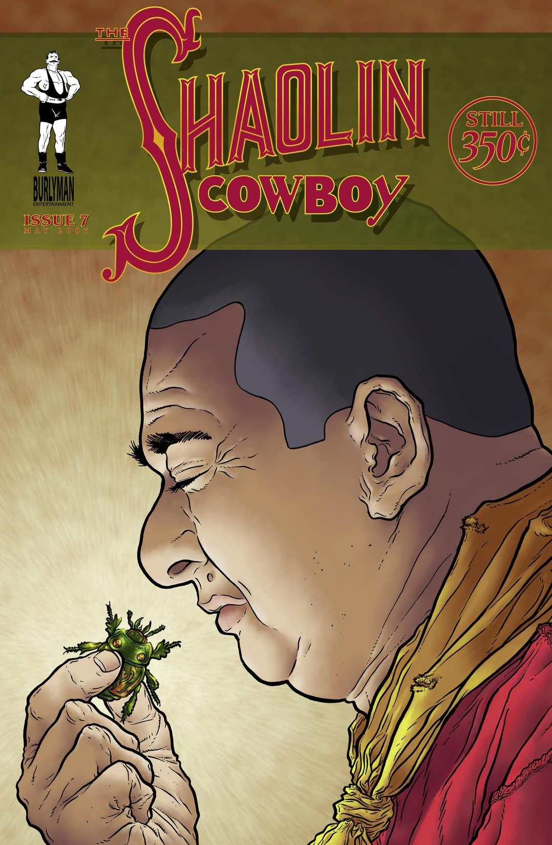 The Shaolin Cowboy #7