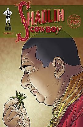 The Shaolin Cowboy #7