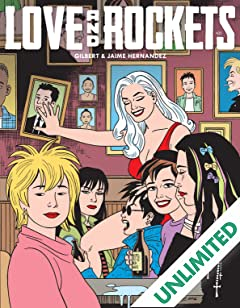 Love & Rockets Vol. IV #1
