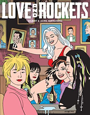 Love & Rockets Tome IV No.1