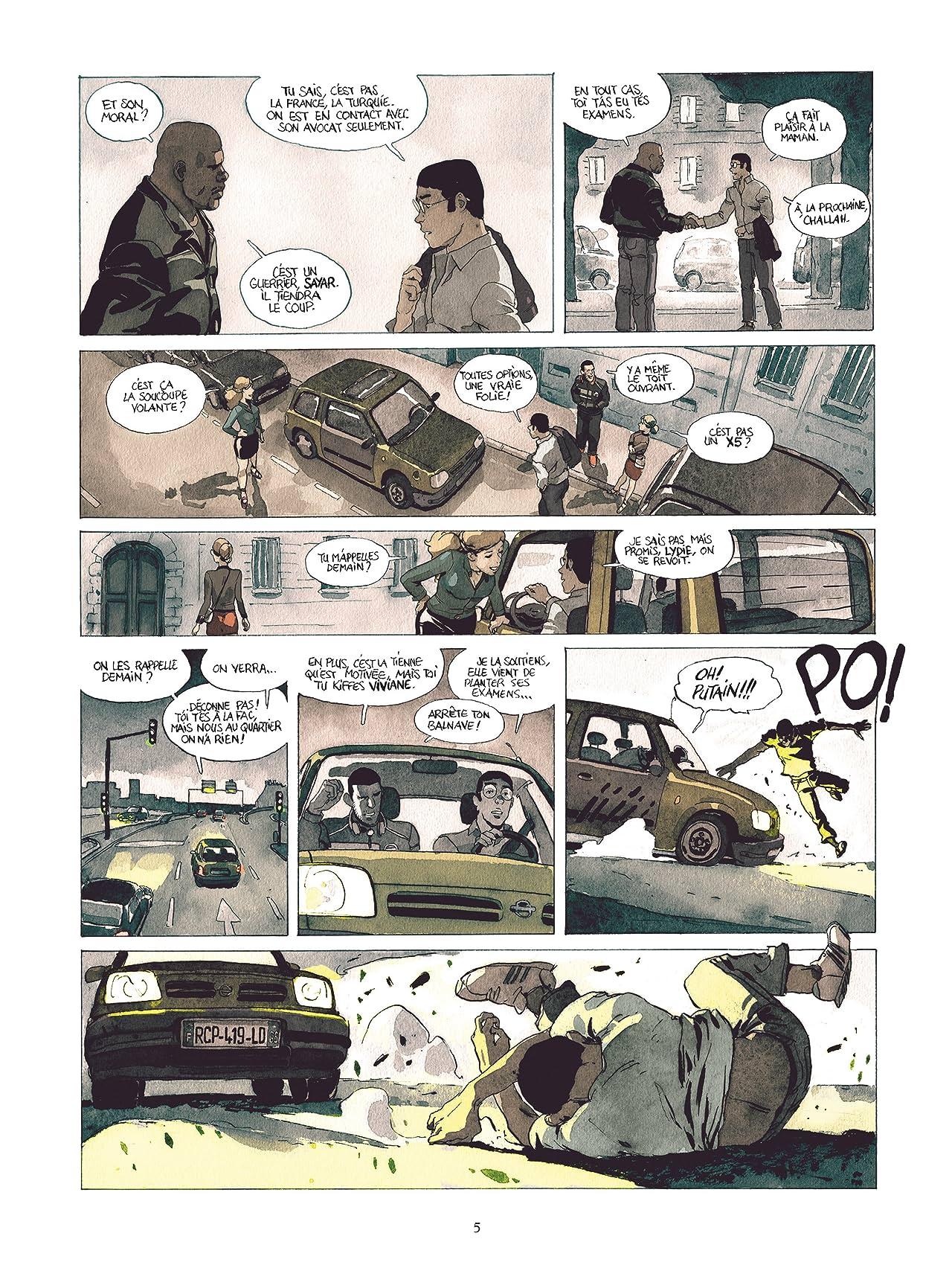 Jeu d'ombres Vol. 1: GAZI !